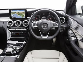 Ver foto 23 de Mercedes Clase C C220 Bluetec AMG Line W205 UK 2014