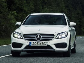 Ver foto 13 de Mercedes Clase C C220 Bluetec AMG Line W205 UK 2014