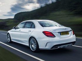 Ver foto 12 de Mercedes Clase C C220 Bluetec AMG Line W205 UK 2014