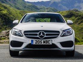 Ver foto 10 de Mercedes Clase C C220 Bluetec AMG Line W205 UK 2014