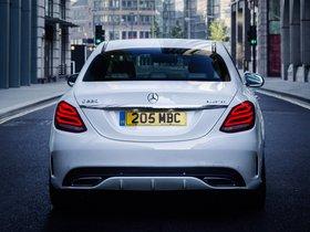 Ver foto 8 de Mercedes Clase C C220 Bluetec AMG Line W205 UK 2014