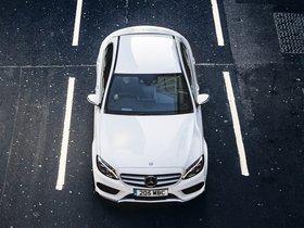Ver foto 6 de Mercedes Clase C C220 Bluetec AMG Line W205 UK 2014