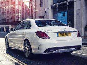 Ver foto 5 de Mercedes Clase C C220 Bluetec AMG Line W205 UK 2014