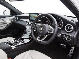 Ver foto 22 de Mercedes Clase C C220 Bluetec AMG Line W205 UK 2014