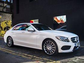 Ver foto 4 de Mercedes Clase C C220 Bluetec AMG Line W205 UK 2014