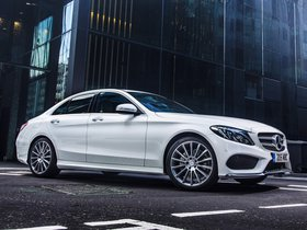 Ver foto 3 de Mercedes Clase C C220 Bluetec AMG Line W205 UK 2014