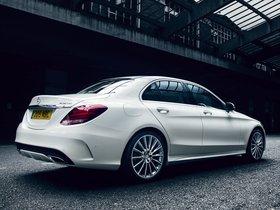 Ver foto 2 de Mercedes Clase C C220 Bluetec AMG Line W205 UK 2014