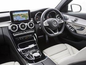 Ver foto 21 de Mercedes Clase C C220 Bluetec AMG Line W205 UK 2014