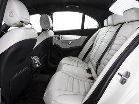 Ver foto 19 de Mercedes Clase C C220 Bluetec AMG Line W205 UK 2014