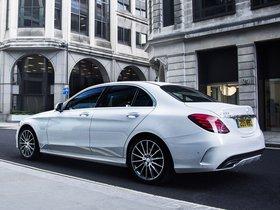 Ver foto 16 de Mercedes Clase C C220 Bluetec AMG Line W205 UK 2014