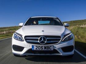 Ver foto 15 de Mercedes Clase C C220 Bluetec AMG Line W205 UK 2014