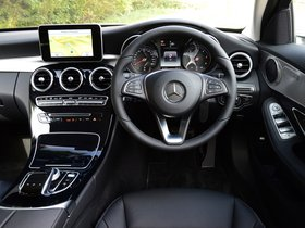 Ver foto 9 de Mercedes Clase C C220 Bluetec Estate S205 UK 2014