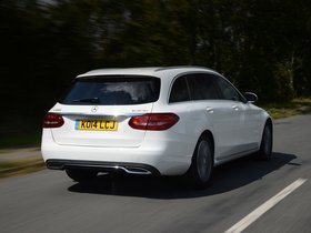 Ver foto 6 de Mercedes Clase C C220 Bluetec Estate S205 UK 2014
