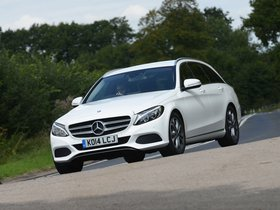 Ver foto 5 de Mercedes Clase C C220 Bluetec Estate S205 UK 2014