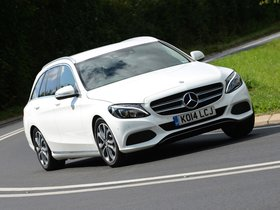 Ver foto 4 de Mercedes Clase C C220 Bluetec Estate S205 UK 2014