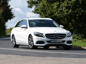 Ver foto 3 de Mercedes Clase C C220 Bluetec Estate S205 UK 2014