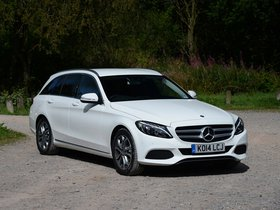 Ver foto 2 de Mercedes Clase C C220 Bluetec Estate S205 UK 2014