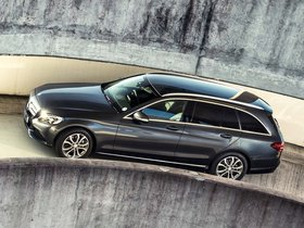 Ver foto 9 de Mercedes Clase C C220 Bluetec SE Estate S205 UK 2014