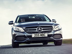 Ver foto 8 de Mercedes Clase C C220 Bluetec SE Estate S205 UK 2014