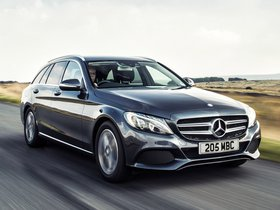 Ver foto 7 de Mercedes Clase C C220 Bluetec SE Estate S205 UK 2014