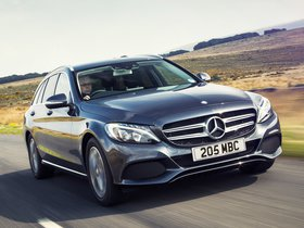 Ver foto 6 de Mercedes Clase C C220 Bluetec SE Estate S205 UK 2014