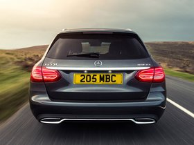 Ver foto 3 de Mercedes Clase C C220 Bluetec SE Estate S205 UK 2014