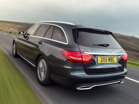 Ver foto 2 de Mercedes Clase C C220 Bluetec SE Estate S205 UK 2014