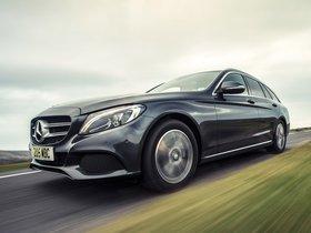 Fotos de Mercedes Clase C C220 Bluetec SE Estate S205 UK 2014