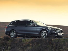 Ver foto 17 de Mercedes Clase C C220 Bluetec SE Estate S205 UK 2014