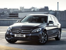 Ver foto 15 de Mercedes Clase C C220 Bluetec SE Estate S205 UK 2014