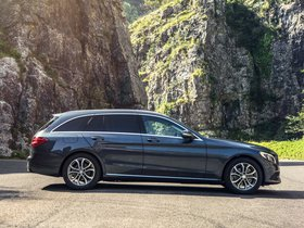 Ver foto 14 de Mercedes Clase C C220 Bluetec SE Estate S205 UK 2014