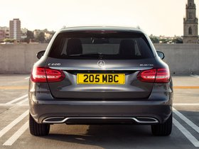 Ver foto 13 de Mercedes Clase C C220 Bluetec SE Estate S205 UK 2014