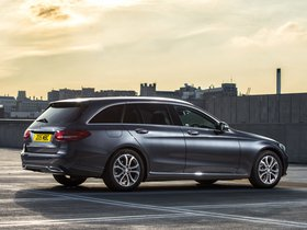 Ver foto 12 de Mercedes Clase C C220 Bluetec SE Estate S205 UK 2014