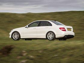 Ver foto 2 de Mercedes Clase C C220 CDI AMG Sport Edition W204 UK 2013