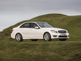 Ver foto 8 de Mercedes Clase C C220 CDI AMG Sport Edition W204 UK 2013