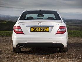 Ver foto 7 de Mercedes Clase C C220 CDI AMG Sport Edition W204 UK 2013
