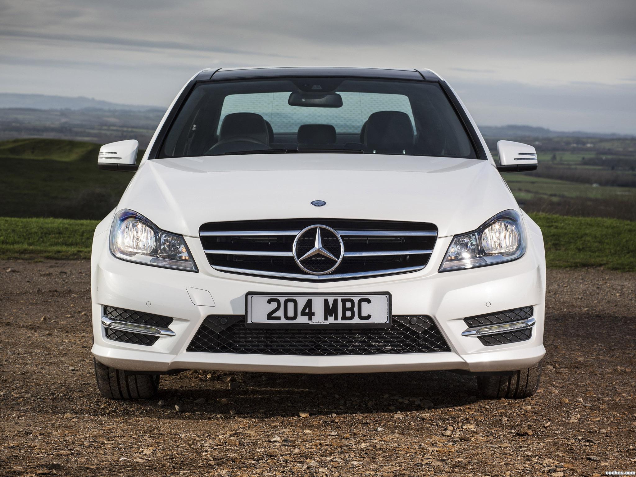 Foto 10 de Mercedes Clase C C220 CDI AMG Sport Edition W204 UK 2013