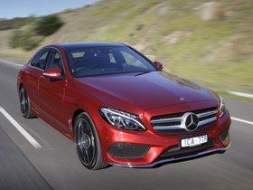 Ver foto 20 de Mercedes Clase C C250 AMG Line W205 Australia 2014
