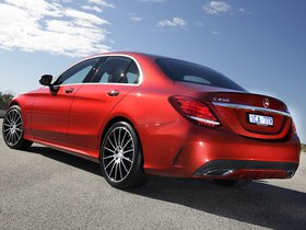 Ver foto 12 de Mercedes Clase C C250 AMG Line W205 Australia 2014