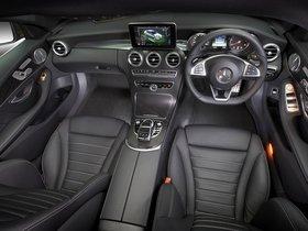 Ver foto 29 de Mercedes Clase C C250 AMG Line W205 Australia 2014