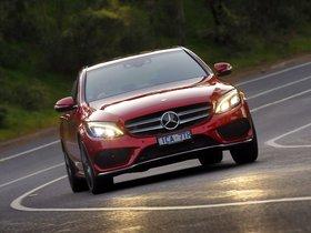 Ver foto 10 de Mercedes Clase C C250 AMG Line W205 Australia 2014