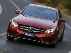 Ver foto 9 de Mercedes Clase C C250 AMG Line W205 Australia 2014