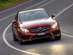 Ver foto 8 de Mercedes Clase C C250 AMG Line W205 Australia 2014
