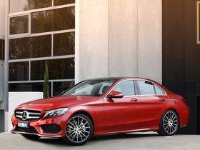 Ver foto 7 de Mercedes Clase C C250 AMG Line W205 Australia 2014