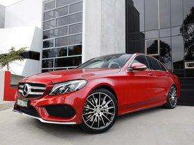 Ver foto 6 de Mercedes Clase C C250 AMG Line W205 Australia 2014