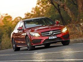 Ver foto 4 de Mercedes Clase C C250 AMG Line W205 Australia 2014
