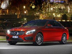 Ver foto 3 de Mercedes Clase C C250 AMG Line W205 Australia 2014