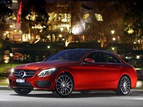 Ver foto 2 de Mercedes Clase C C250 AMG Line W205 Australia 2014