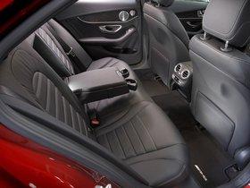 Ver foto 25 de Mercedes Clase C C250 AMG Line W205 Australia 2014
