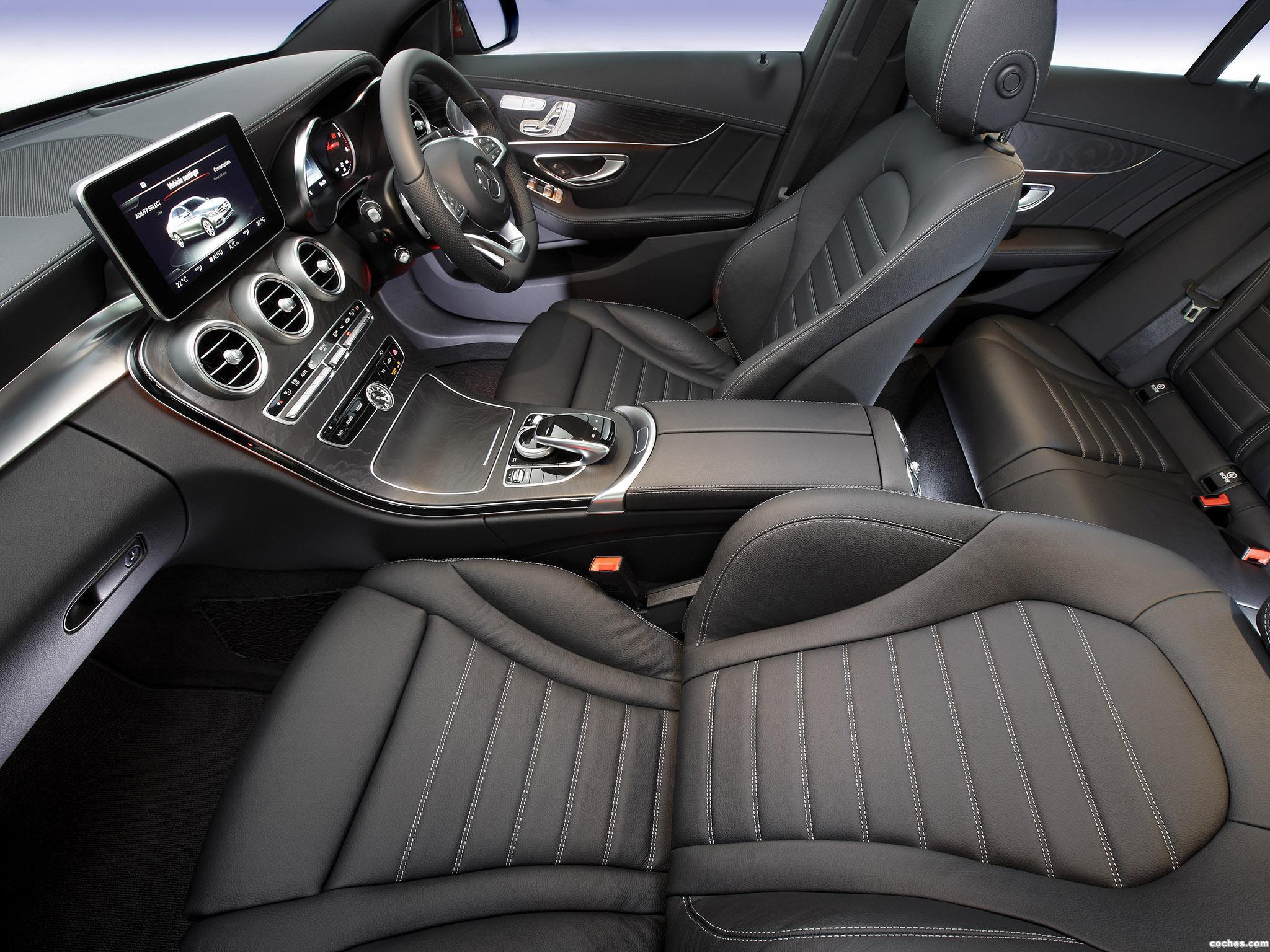 Foto 27 de Mercedes Clase C C250 AMG Line W205 Australia 2014